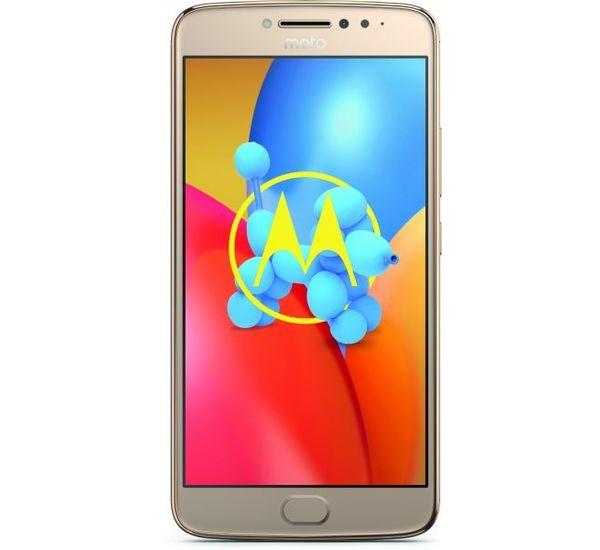 MOTOROLA E4 PLUS 16GB 4G DUAL SIM, gold