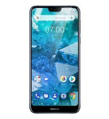 NOKIA 7.1 64GB 4G DUAL SIM,  blue