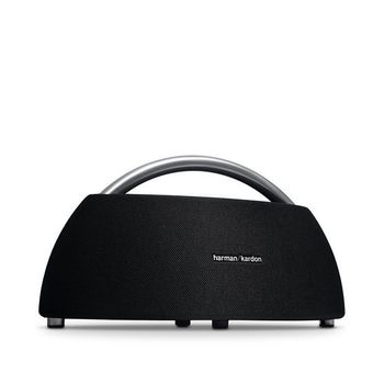 HARMAN KARDON GO PLUS PLAY PORTABLE BLUETOOTH SPEAKER,  black