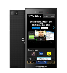 BLACKBERRY Z3 3G,  black