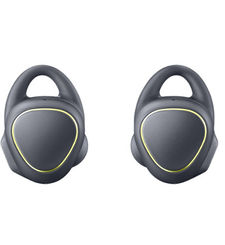 SAMSUNG BLUETOOTH GEAR ICON X HEADSET,  أسود