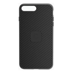 CYGNETT IPHONE 8 PLUS BACK CASE URBANSHIELD,  black