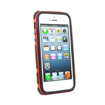 G-FORM IPHONE 5 CASE,  black & red