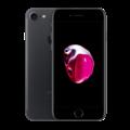 APPLE IPHONE 7 4G LTE,  black, 32gb