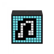 DIVOOM BLUETOOTH SPEAKER TIMEBOX MINI LIFESTYLE,  black