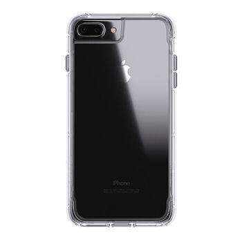 GRIFFIN IPHONE 7 PLUS / 8 PLUS BACK CASE SURVIVOR CLEAR