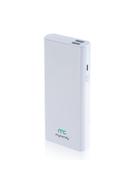 MYCANDY POWER BANK 16750 MAH QC 3 PB21 FG,  white