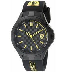 FERRARI WATCH 830286 BLACK