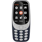 نوكيا 3310 سعة 16 ميجابايت الجيل الثاني (2G) ثنائي الشريحة,  Blue