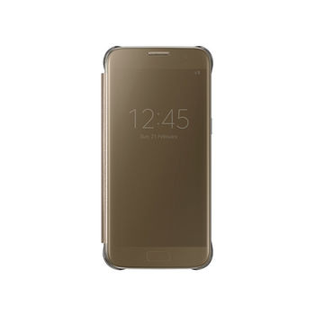 SAMSUNG GALAXY S7 SVIEW COVER,  gold