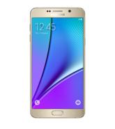 SAMSUNG GALAXY NOTE 5 N920C 4G LTE,  ذهبي, 32GB