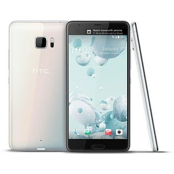HTC U ULTRA 4G LTE DUAL SIM,  white, 64gb