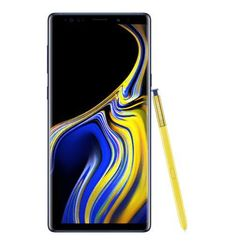 SAMSUNG GALAXY NOTE 9 DUAL SIM, 128gb,  blue