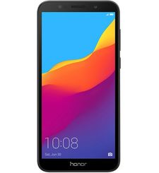 HONOR 7S 16GB 4G DUAL SIM,  black