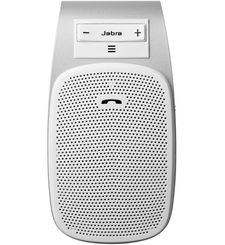 JABRA DRIVE BLUETOOTH IN-CAR SPEAKERPHONE,  white