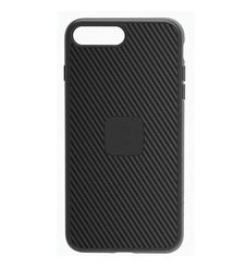 IPHONE 8 SLIM CASE WITH CARBON FIBRE,  black