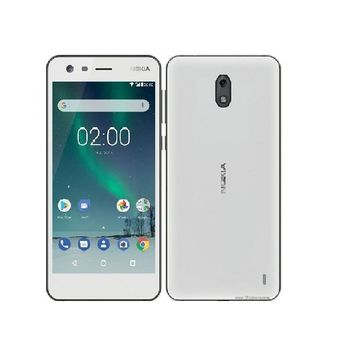NOKIA 2 8GB DUAL SIM 4G LTE,  pewter white