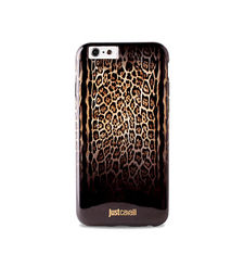 "JUST CAVALLI IPHONE 6 4.7"" ANTISHOCK COVER"" LEOPARD"",  double"