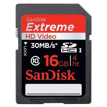 SanDisk Extreme 16 GB