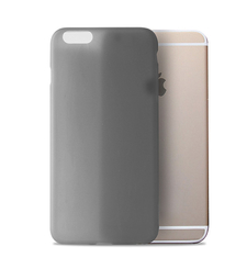 "PURO IPHONE 6 PLUS ULTRA-SLIM"" 0.3"" with Screen Protector included,  black"