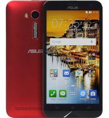 ASUS ZENFONE 2 LASER ZE550KL-1C275BH 5.5 INCH DUAL SIM 32GB 4G,  red