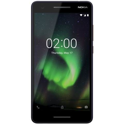 NOKIA 2 1 TA-1080 8GB 4G DUAL SIM, light grey silver