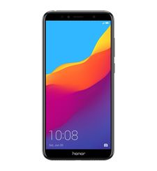 HONOR 7A 16GB 4G DUAL SIM,  black