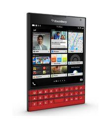 BLACKBERRY PASSPORT 4G LTE,  red