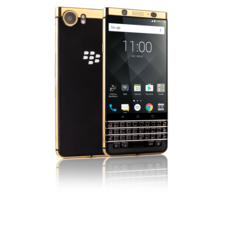 BLACKBERRY KEYONE 32GB SPECIAL EDITION GOLD PLATED