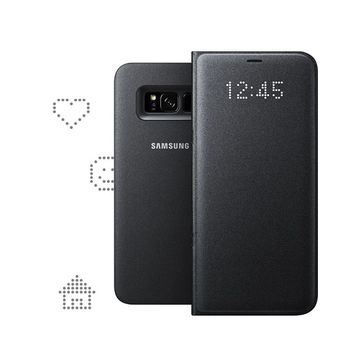 SAMSUNG GALAXY S8 PLUS LED VIEW COVER