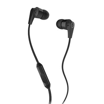 SKULLCANDY STEREO EARPHONE,  black