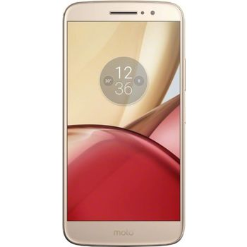 MOTOROLA M DUAL SIM 4G 3GB RAM,  gold