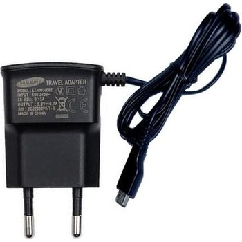 SAMSUNG TRAVEL CHARGER MICRO USB 2ND GEN