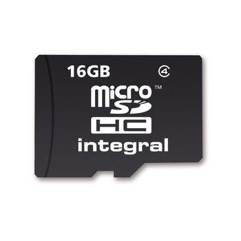 INTEGRAL 16GB MICRO SD