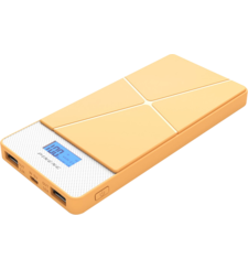 MYCANDY POWER BANK 8000MAH PB05,  yellow