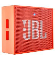 JBL GO BLUETOOTH SPEAKER,  orange