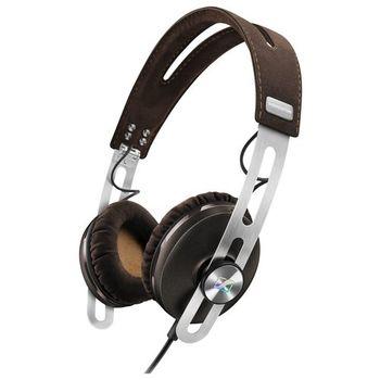 SENNHEISER ON EAR HEADPHONE MOMENTUM APPLE,   brown