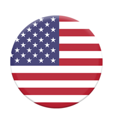 POPSOCKETS MOBILE STAND,  american flag