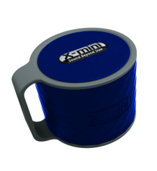 XMINI BLUETOOTH SPEAKER EXPLORE,  blue