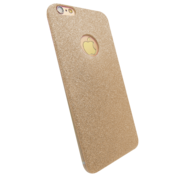 MYCANDY IPHONE 7 / IPHONE 8 BACK CASE MOONRAY MIRROR GOLD