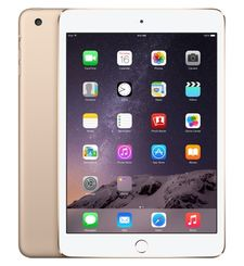 APPLE IPAD MINI 3 WIFI 64GB,  ذهبي