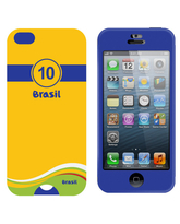 IPHONE 5/5S FOOTBALL CASES,  brasil