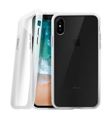 LAUT IPHONE X BACK CASE ACCENTS,  crystal