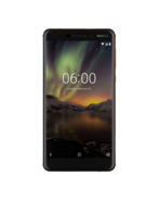NOKIA 6.1 4G LTE 32GB DUAL SIM,  black copper, 32gb