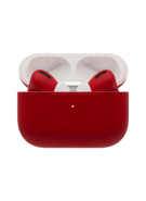 SWITCH PAINTED AIRPODS PRO WIRELESS,  ferrari red, matte