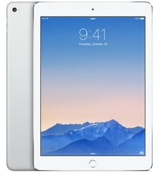 APPLE IPAD AIR 2 4G 128GB,  فضي