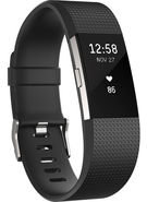 FITBIT CHARGE 2 LARGE LARYON,  black silver