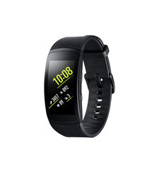 SAMSUNG GEAR FIT 2 PRO LARGE 2018,  black