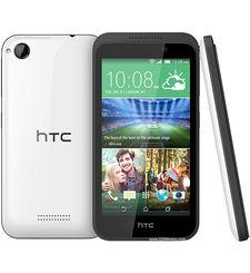 HTC DESIRE 320 DUAL SIM 3G,  glossy white