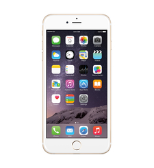 APPLE IPHONE 6 PLUS 4G LTE,  gold, 128gb
